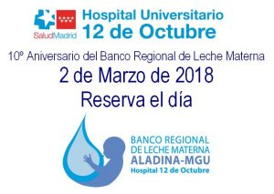 10º Aniversario del Banco Regional de Leche Materna