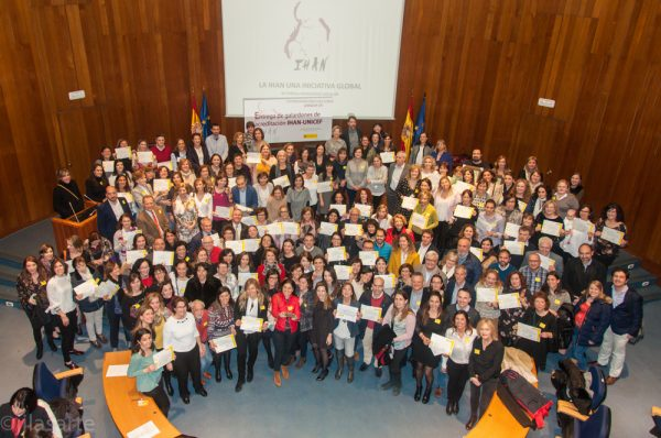Entrega de galardones de acreditación IHAN-UNICEF 2018