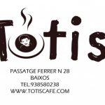 Foto del perfil de Totis cafe